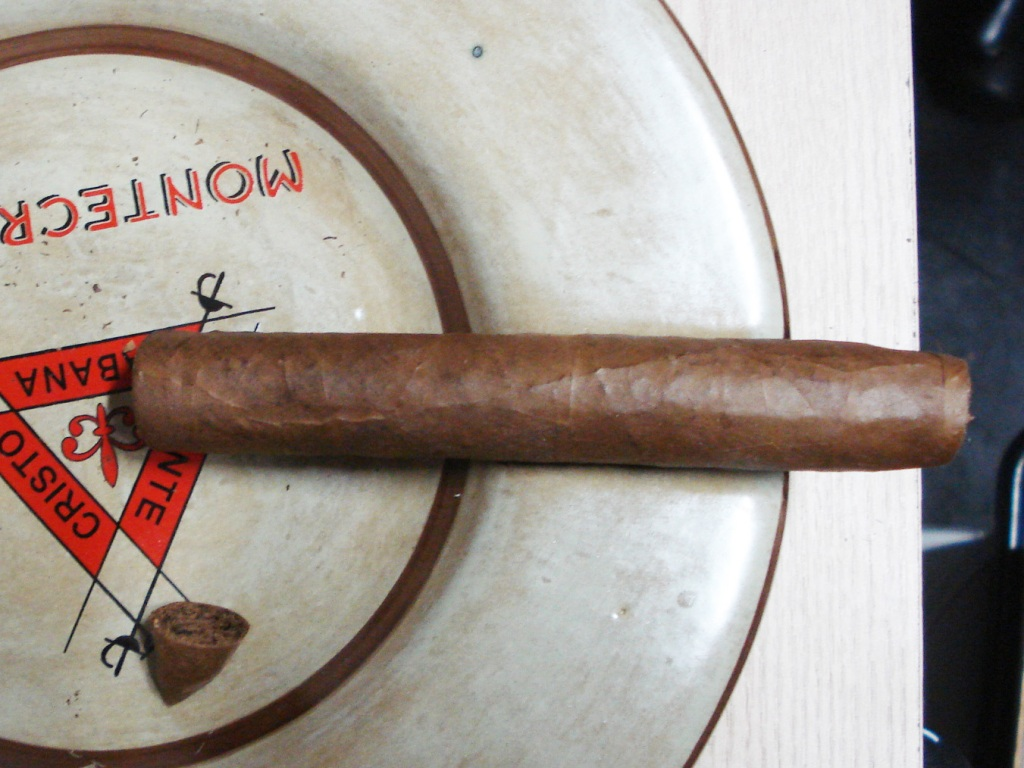 Charuto Don Porfírio Belicoso (Medium Filler)