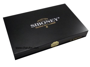 Siboney Robusto Long Filler - Caixa com 10