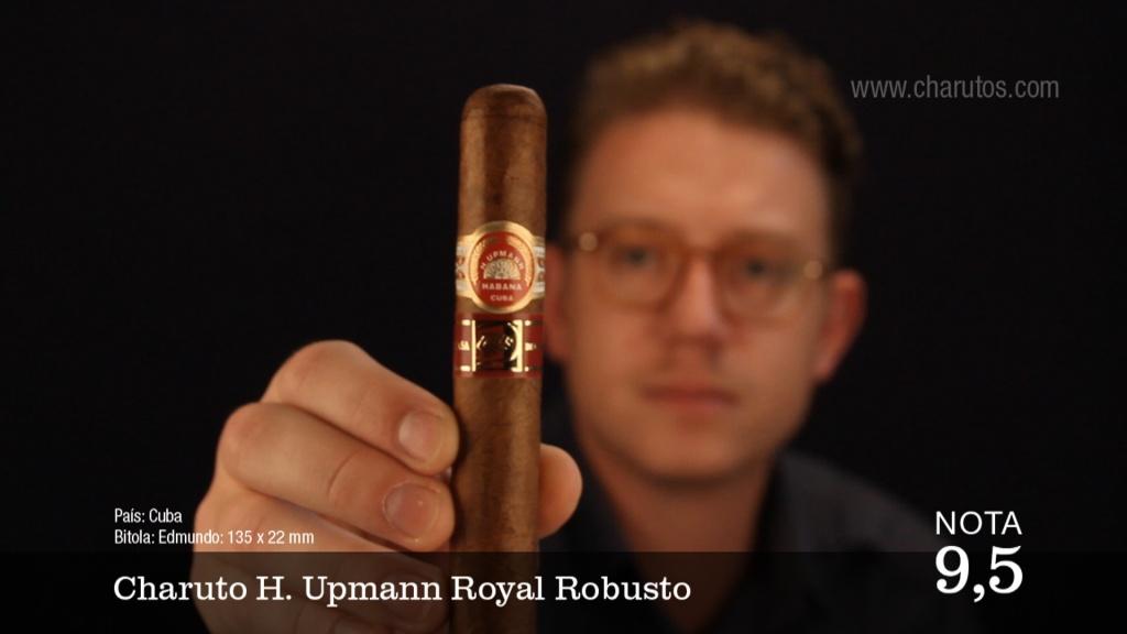 Charuto H. Upmann Royal Robusto