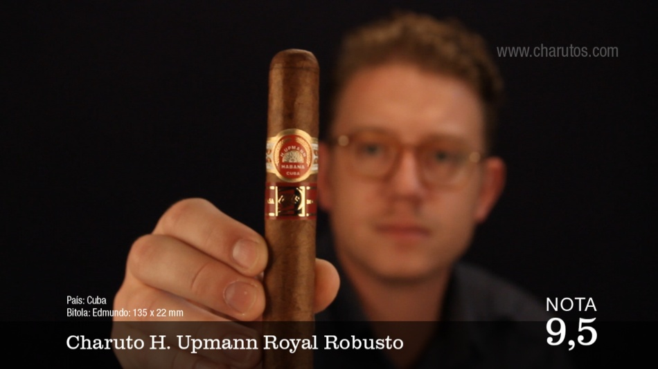 Charuto H. Upmann Royal Robusto
