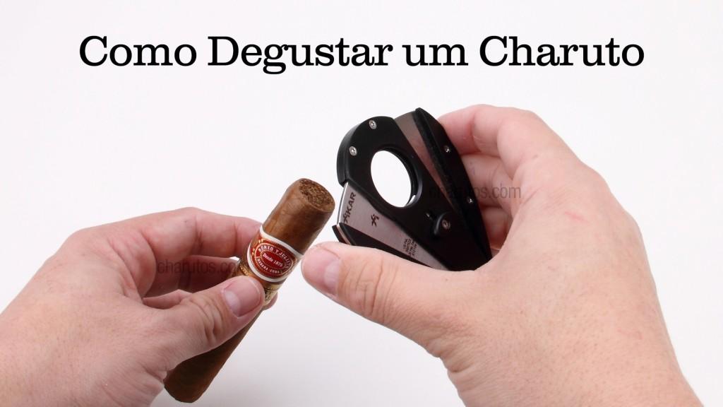 Como Fumar Charuto